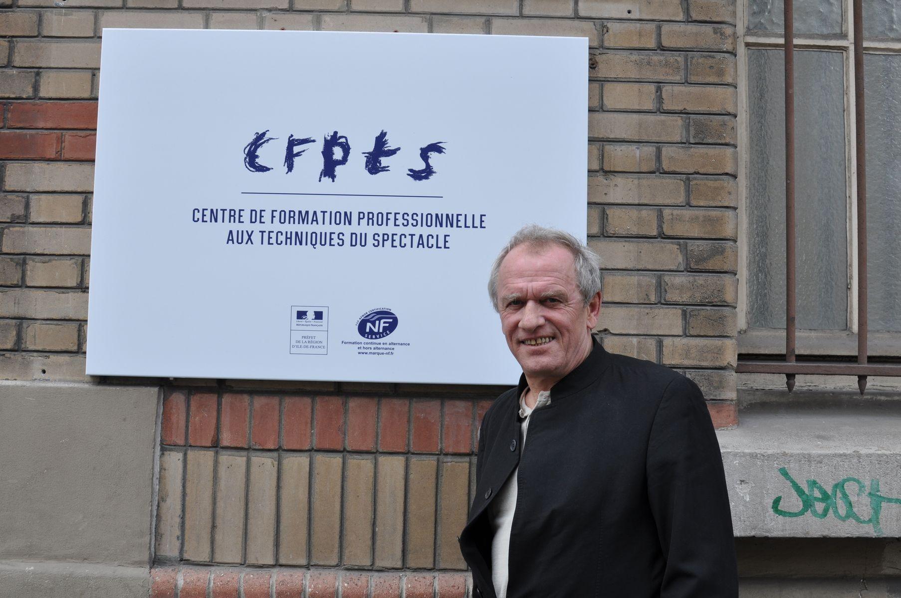 Patrick FERRIER CFPTS